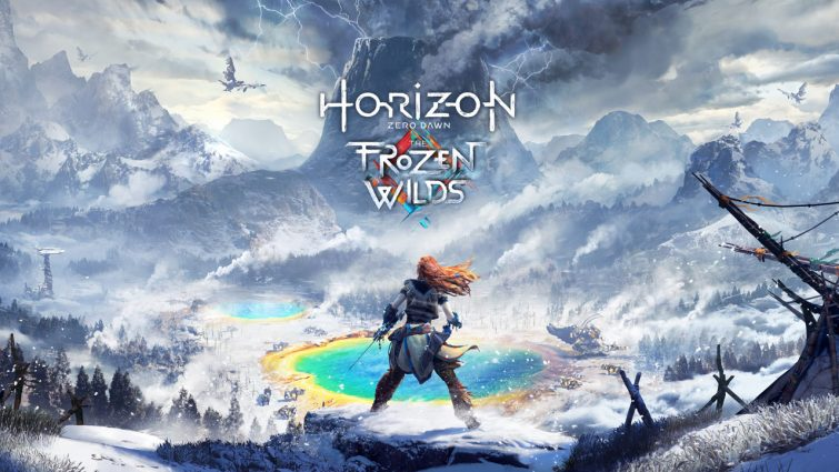 Дата релиза Horizon Zero Dawn: The Frozen Wilds объявлена