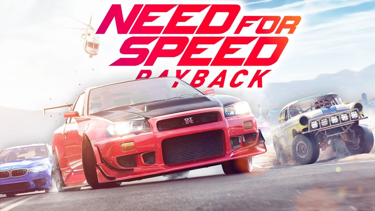 Кастомизация машин в Need for Speed: Payback