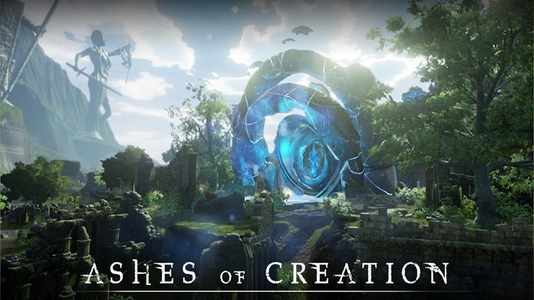 Новое видео Ashes of Creation