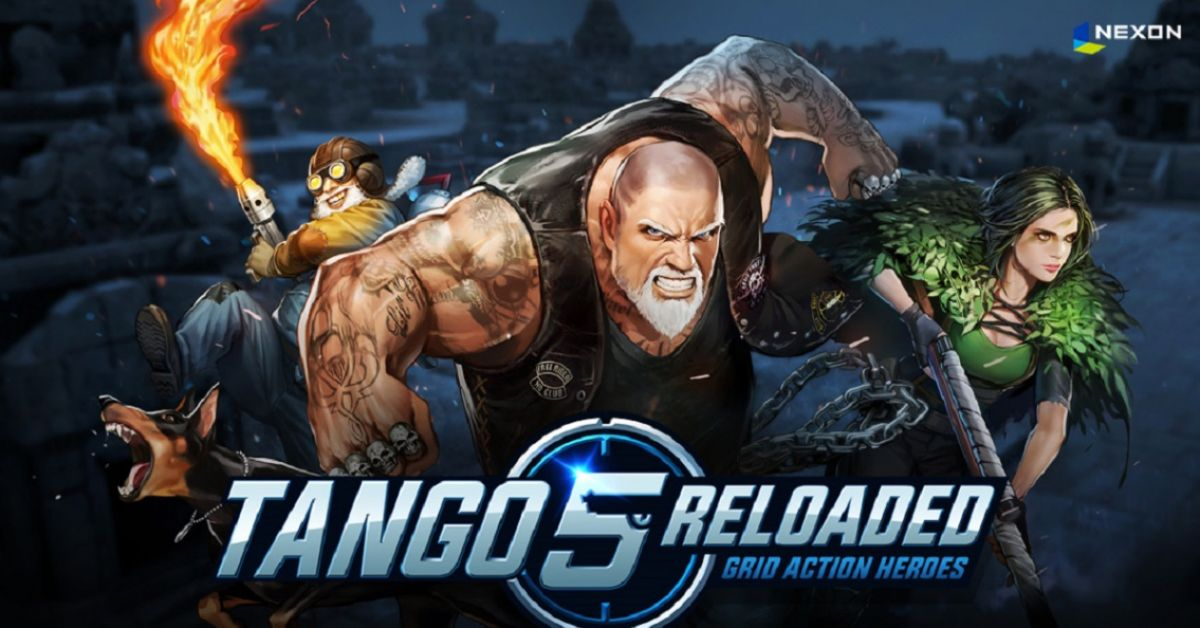 Открытый бета тест Tango 5 Reloaded: Grid Action Heroes стартовал