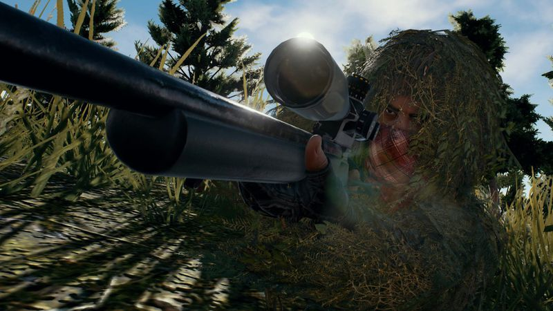 Долгожданный релиз PlayerUnknown's Battlegrounds