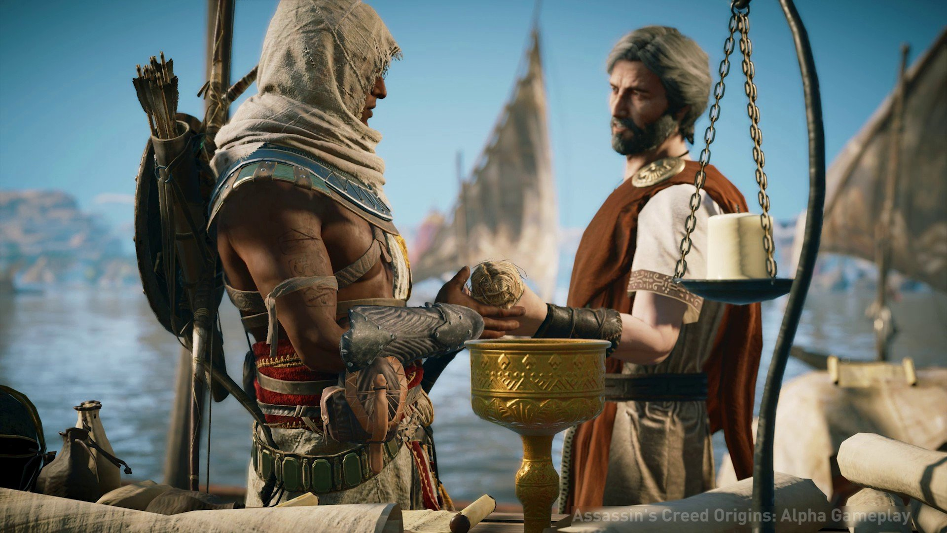Как Ubisoft защищают Assassin's Creed: Origins