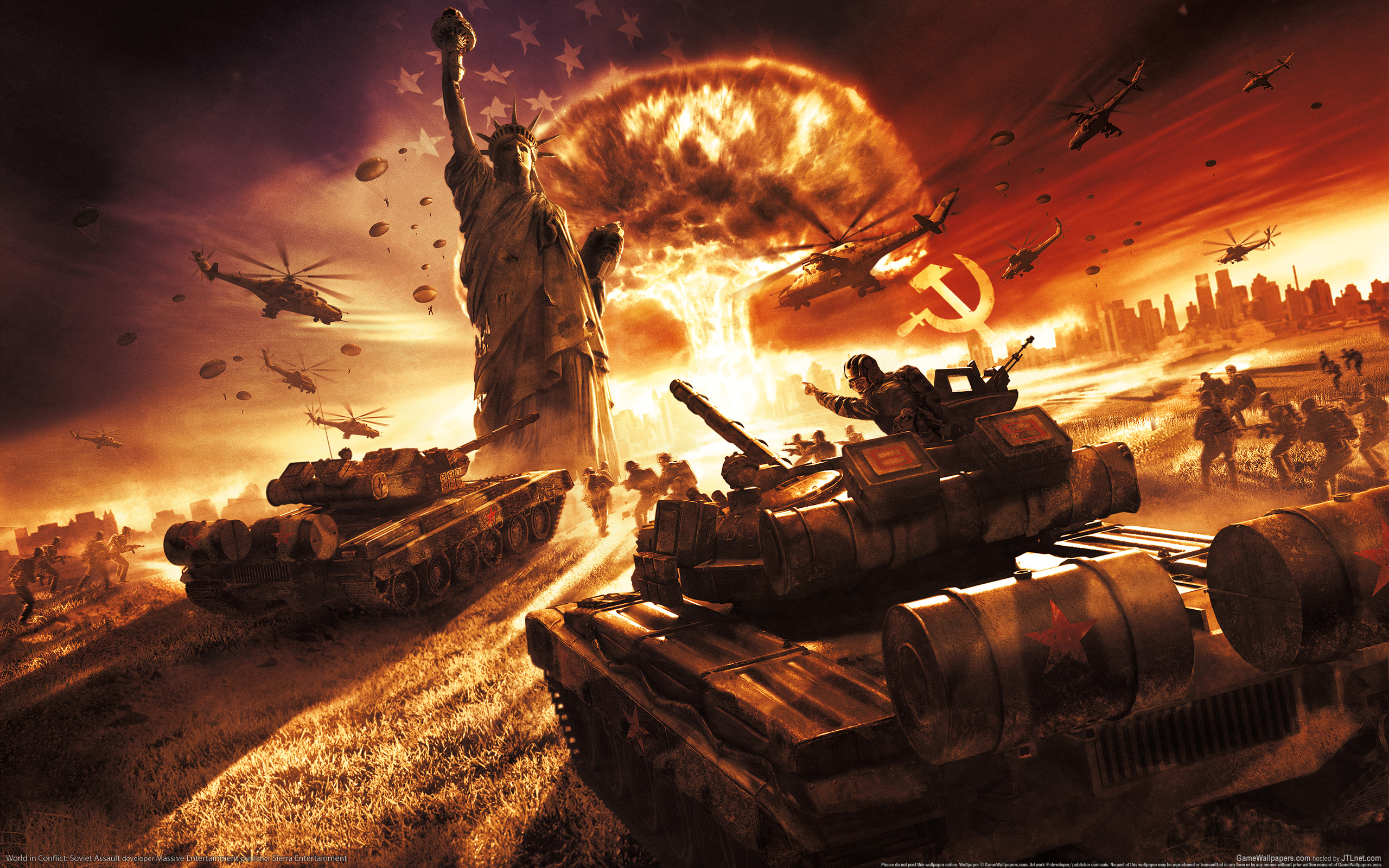 Получаем World in Conflict бесплатно!