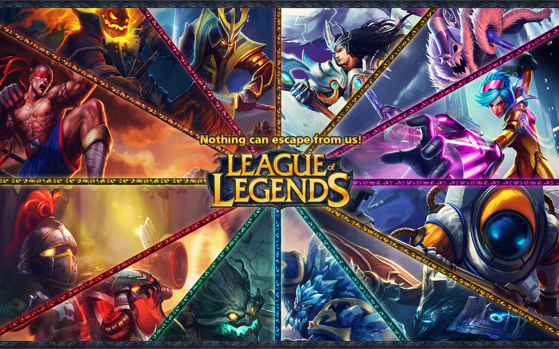 "Новый сезон League of Legends — ""Восхождение"""