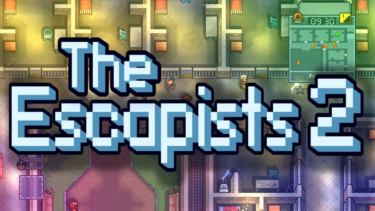 The Escapists 2 выходит на Switch